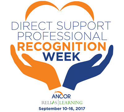 Image for It is National Direct Support Professionals Week!